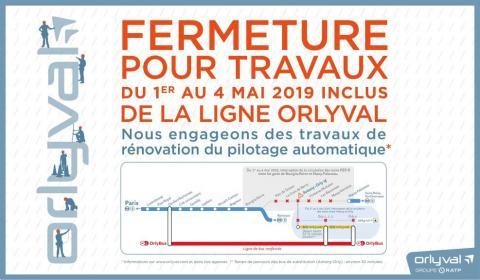 Infos travaux du mercredi 1er au samedi 4 mai 2019